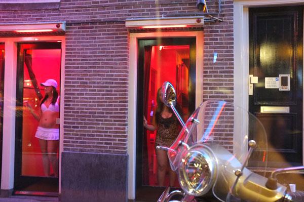 red light district in copenhagen