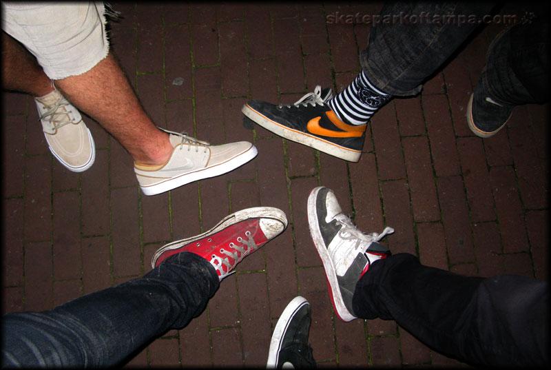 Knee High Socks Lesbian