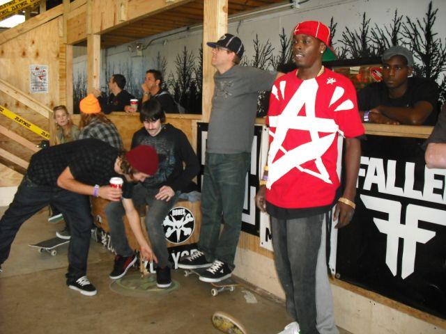 Kareem Campbell Skatepark Of Tampa Photo