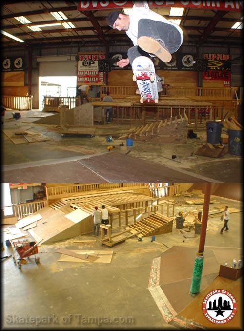 Street course construction john burgess skatepark of for Burgess builders