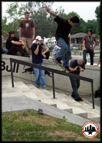Hammers vs  Bangers Contest - PRod SSBSTS | Skatepark of