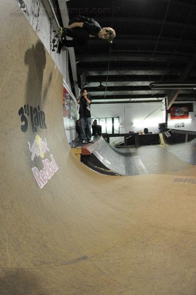 Dalton Dern pumped his life away to get speed | Skatepark of Tampa Photo