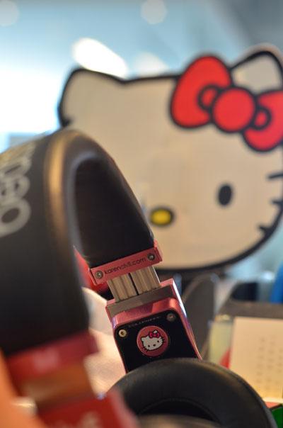 Hello Kitty Beats By Dre Headphones Skatepark Of Tampa Photo