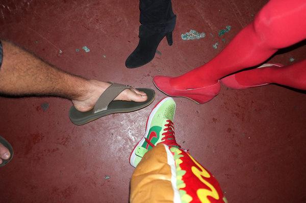Stockings Lady Free high heels Galleries