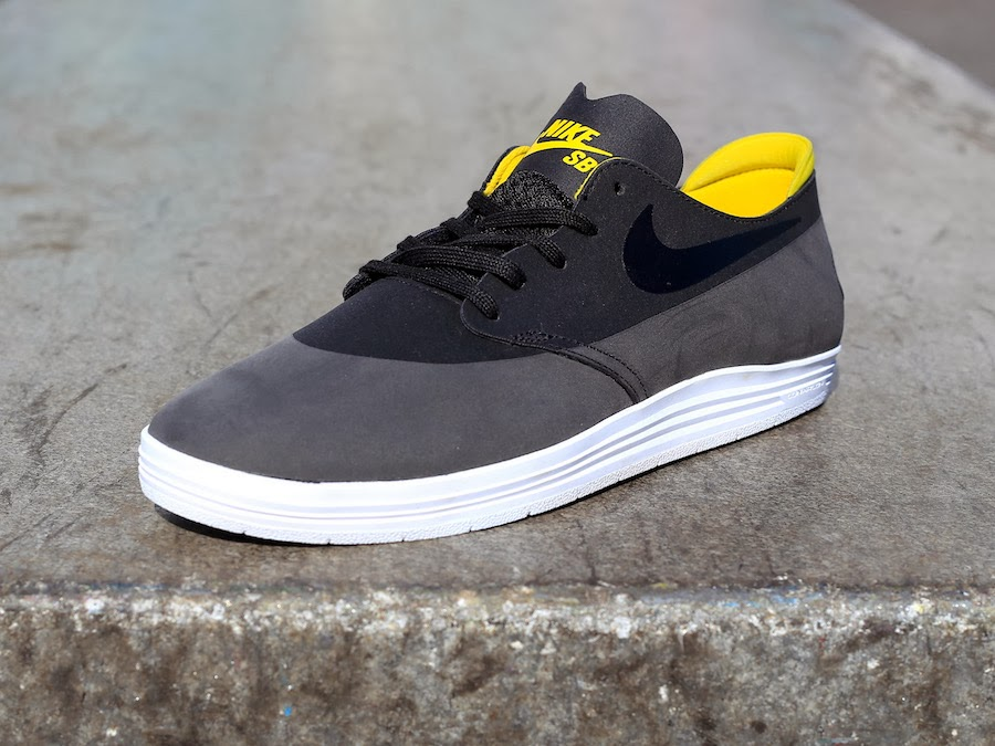 best sneakers f63fa 6cb80 sweden nike lunar oneshot black tour yellow 6d3ef 200b3  spain nike sb  lunar one shot article at skatepark of tampa 9add7 867eb
