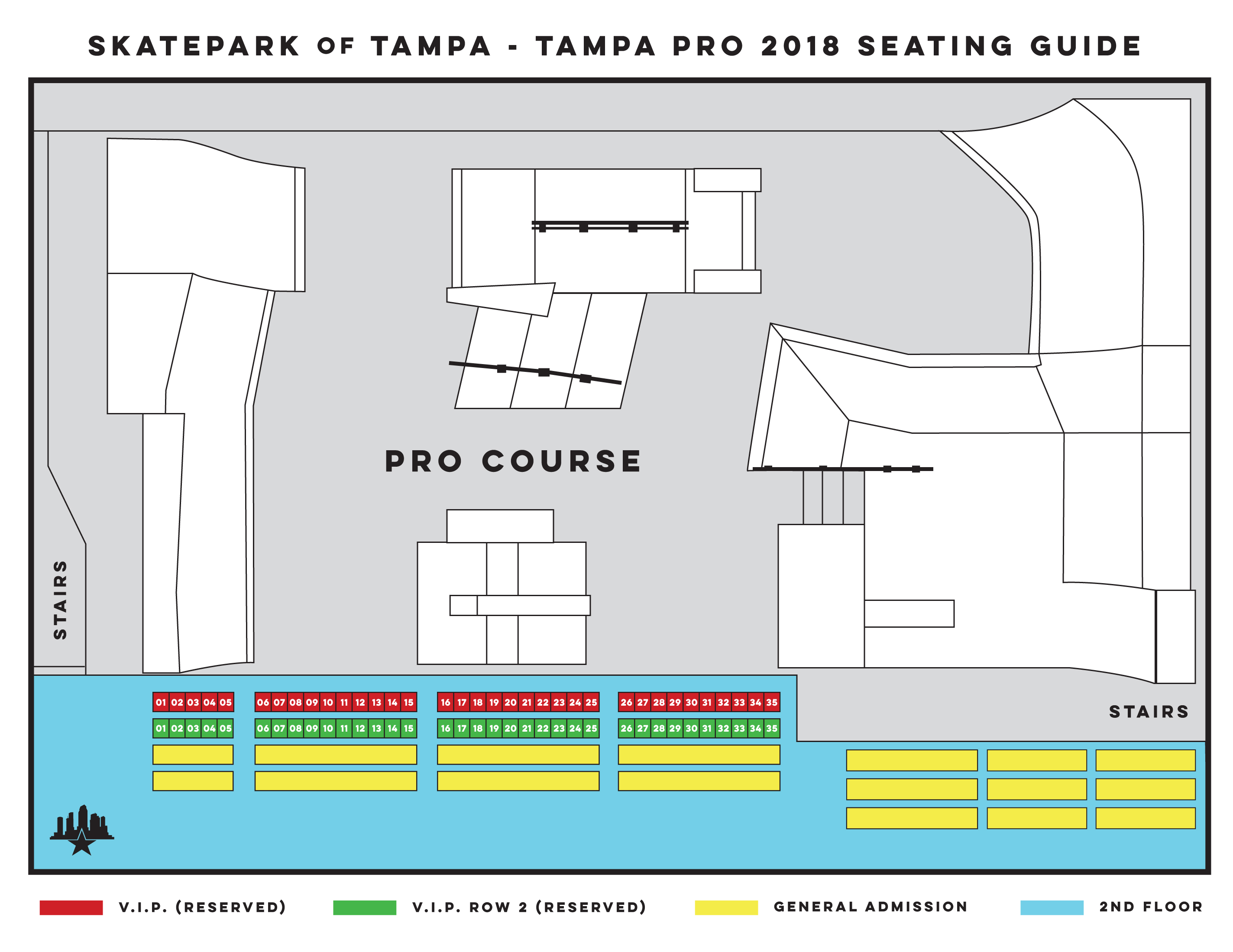 Tampa Pro 2018 Ticket Guide Article At Skatepark Of Tampa