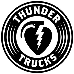 Thunder Chris Cole Bullseye Signature Truck