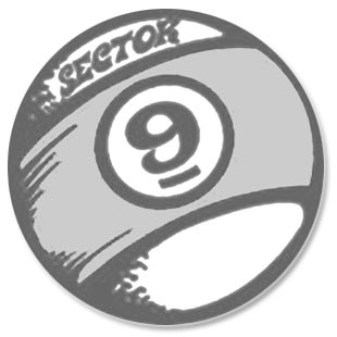 Sector Nine 9 Ball 75a Wheels