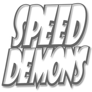Speed Demons Bubble Gum Softie Wheels