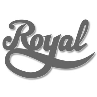 Royal Crown Script Starter Snap-Back Hat
