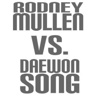Rodney Mullen Vs. Daewon Song Rodney Mullen Vs. Daewon Song Round 2 DVD