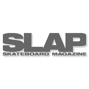 Slap Magazine Logo T Shirt