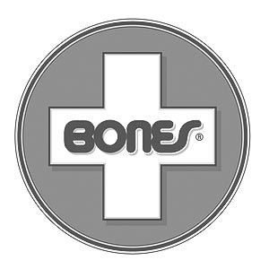 Bones Bones Swiss Bearings Logo Banner