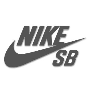 Nike SB Project BA Shoes, Black/ Dark Grey/ White