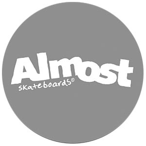 Almost Large Almost Logo Banner