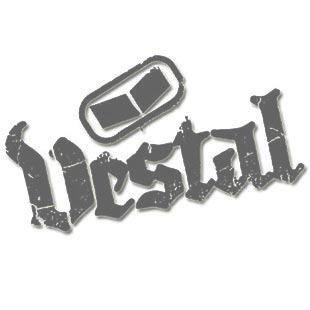 Vestal Destroyer Silver Watch