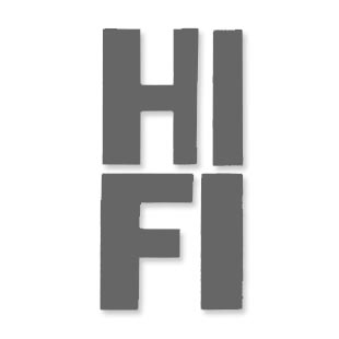 HI FI New Logo Wheels
