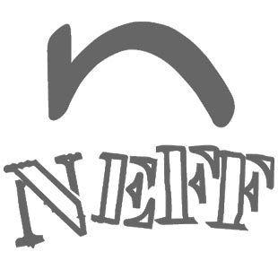 NEFF Rip Chord Snap-Back Hat