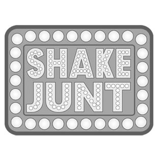 Shake Junt Logo Snap-Back Adjustable Hat