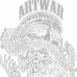 Artwar Distribution 3D Skull T Shirt