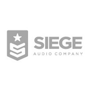 Siege Audio Company Alpha Ear Buds W/ Mic Headphones