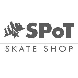 SPoT Skate Shop Logo T Shirt