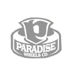 Paradise Wheels Keep Life Rollin T Shirt