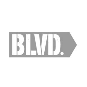 BLVD Skateboards Live Concert Team Deck