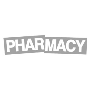 Pharmacy Patch Logo Adjustable Trucker Hat