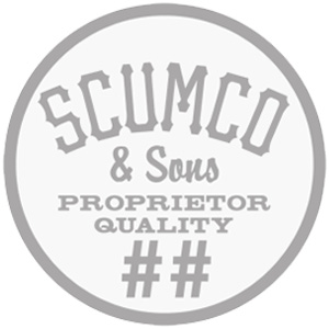 Scumco And Sons Smooth And Mild Deck
