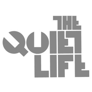 The Quiet Life Swirl Logo T Shirt
