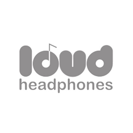 Loud Headphones iPhone 4 Case