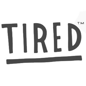 Tired Logo T Shirt