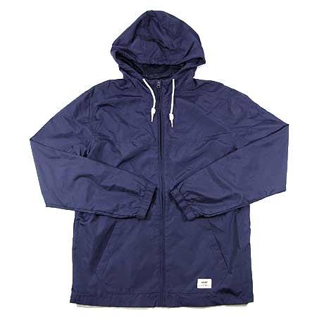 Vans Woodberry Zip-Up Hooded Windbreaker Jacket in stock at SPoT