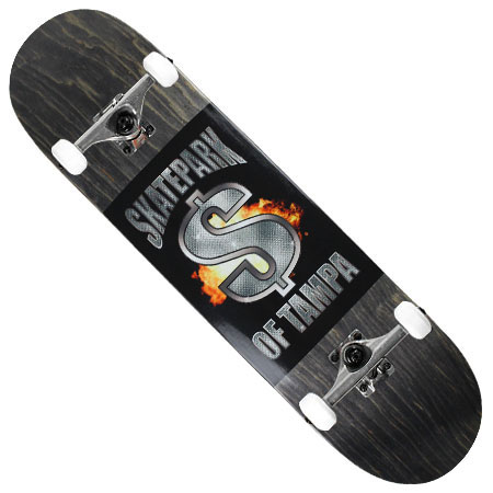 Skatepark of Tampa Iced Out Complete Skateboard