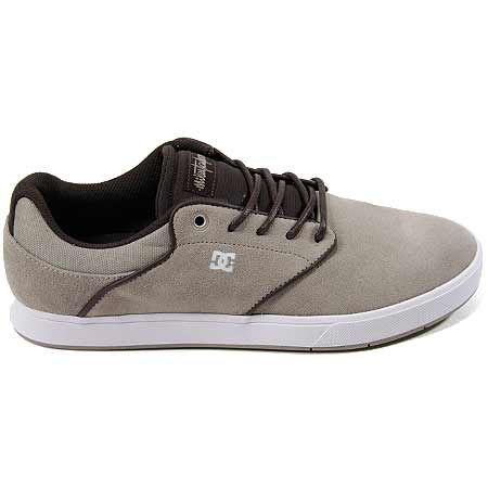 DC Shoe Co. Mikey Taylor S Shoes, White Suede/ Gum