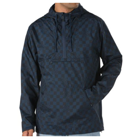 74eab449f38e1b Vans Vans x Independent Checkerboard Anorak Jacket in stock at SPoT ...
