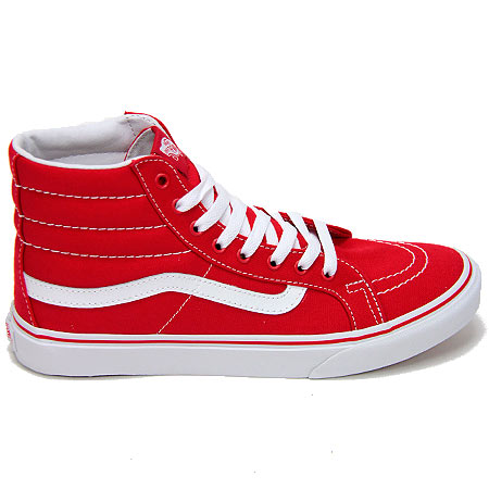 233acc318f55 Vans Sk8-Hi Slim Unisex Shoes in stock at SPoT Skate Shop