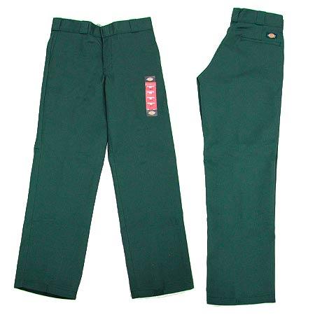 Green Dickie Pants
