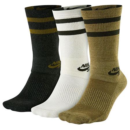 de9bf4a73eb Nike 3-Pack SB Dry Crew Socks in stock at SPoT Skate Shop