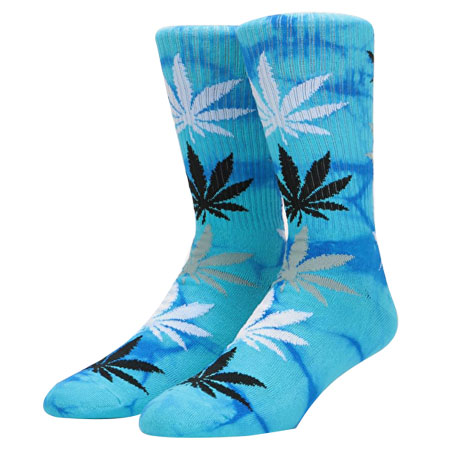 284a20b7484 HUF Strain Plantlife Socks in stock at SPoT Skate Shop