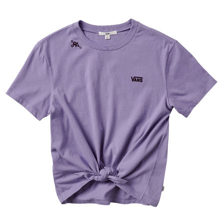 93caffcd87 Vans Lizzie Armanto Knot Boyfriend Womens T Shirt in stock at SPoT Skate  Shop
