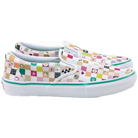 Vans Frog x Vans Skate Slip-On LTD Shoes in stock at SPoT Skate Shop