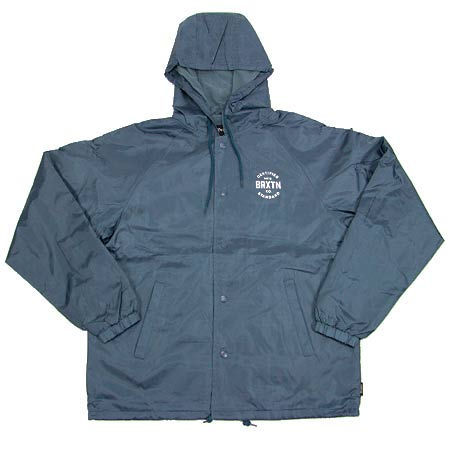 Brixton Cane Button-Up Windbreaker Jacket in stock at SPoT Skate Shop