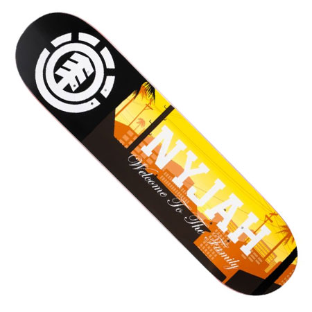 Nyjah Huston Element Deck