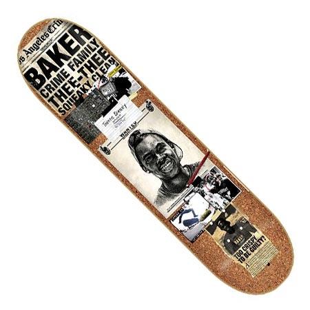 Baker Skateboards Theotis Beasley Baker Theotis Beasley Crime