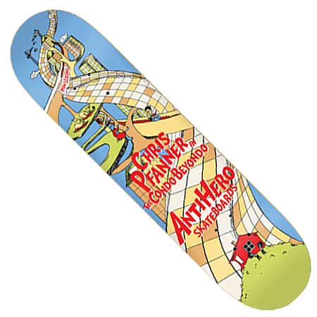 Chris Pfanner Deck Anti-hero Chris Pfanner Condo