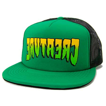 Creature Skateboards Hats Creature Skateboards Ass