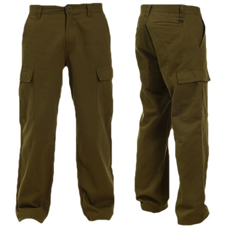 Brixton Allied Cargo Pants in stock at SPoT Skate Shop cb97f504aa0