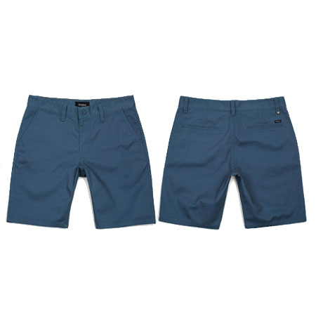 Brixton Toil II Chino Shorts in stock at SPoT Skate Shop 974c5762d66